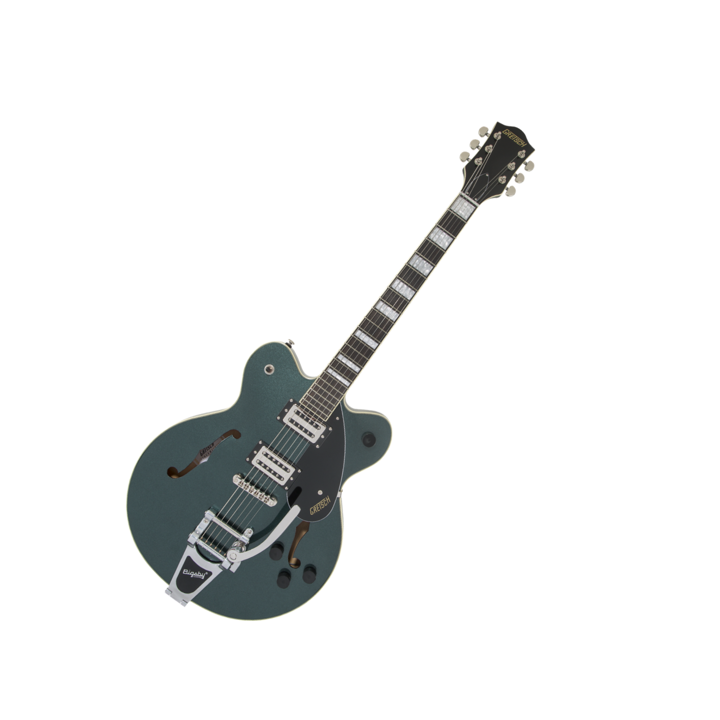 Gretsch G2622T Streamliner Centre Block DC Gunmetal