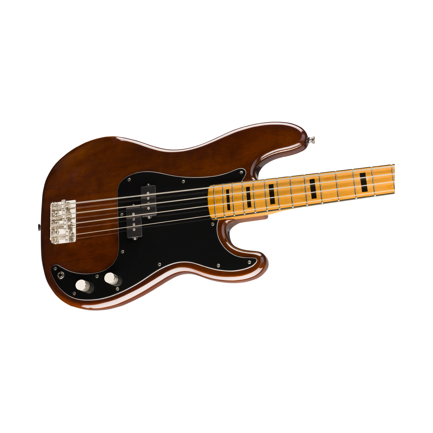 Squier Classic Vibe 70s P Bass Natural Walnut
