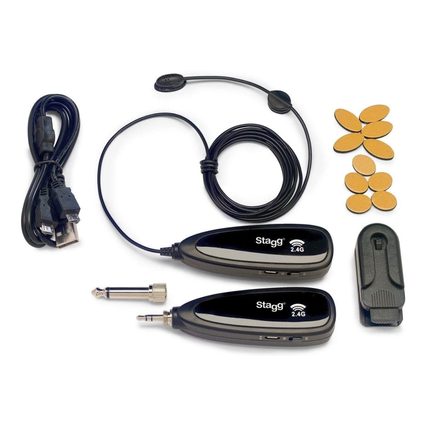 Stagg SUW10BC Wireless Surface Microphone