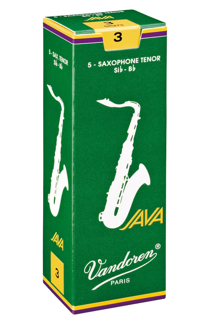Vandoren Java Tenor Sax Reeds