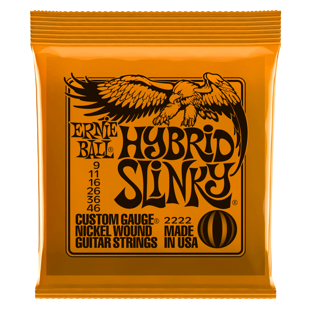 Ernie Ball Slinky Electric Guitar Strings