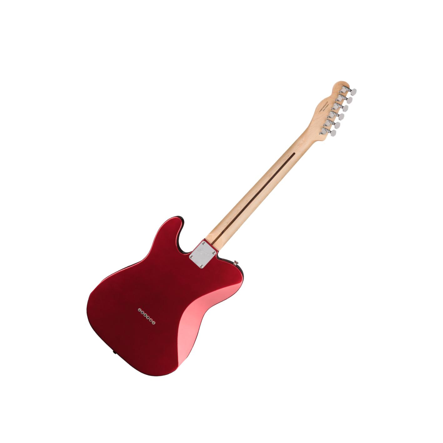 Squier Contemporary HH Tele Dark Metallic Red