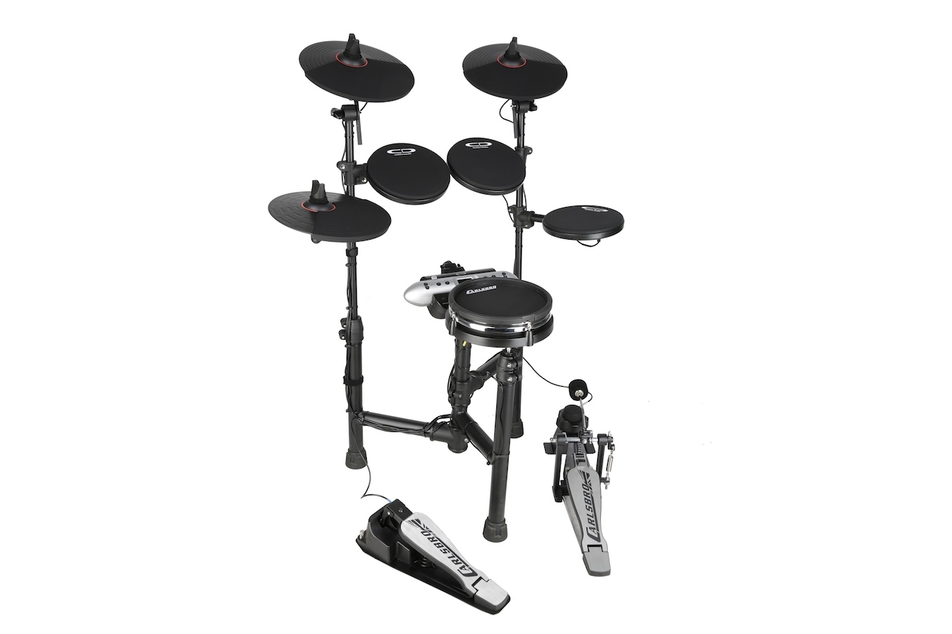 Carlsbro CSD130M Compact Electric Drum Kit w/ Mesh Snare