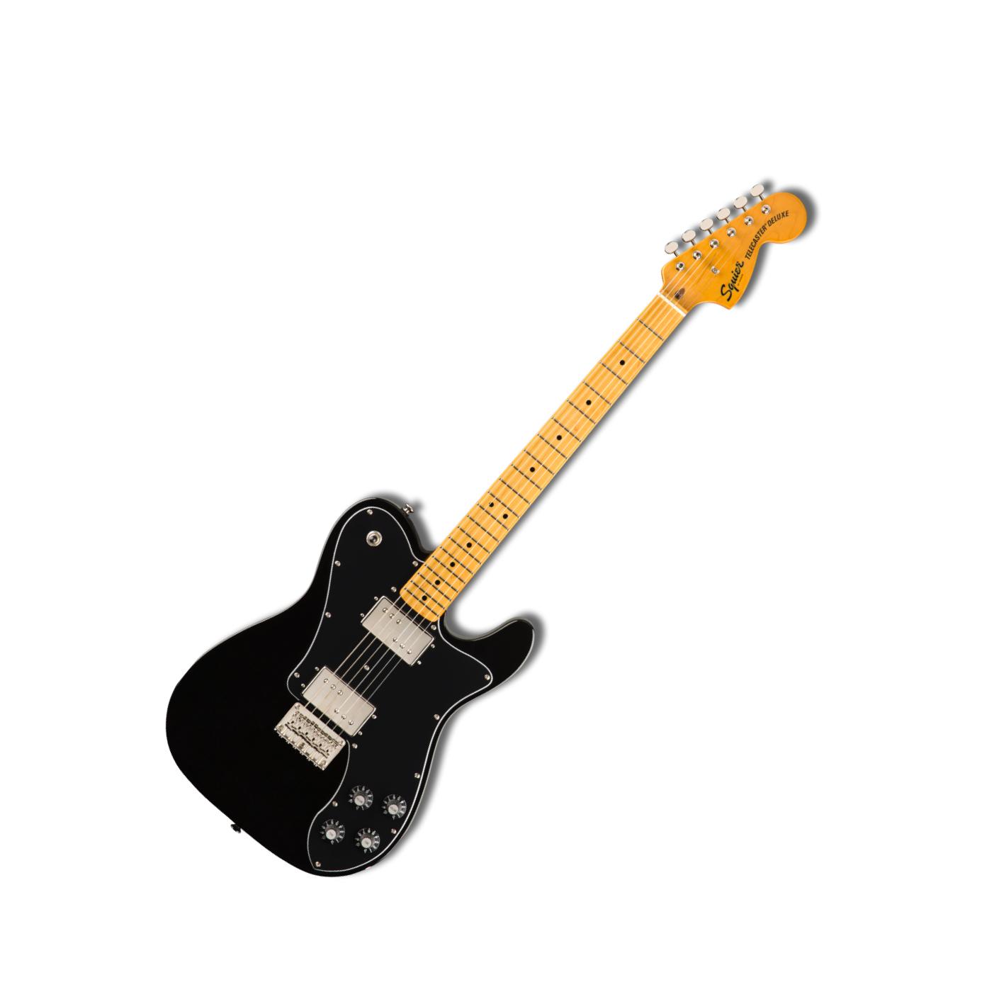 Fender Squier Classic Vibe 70s tele in black