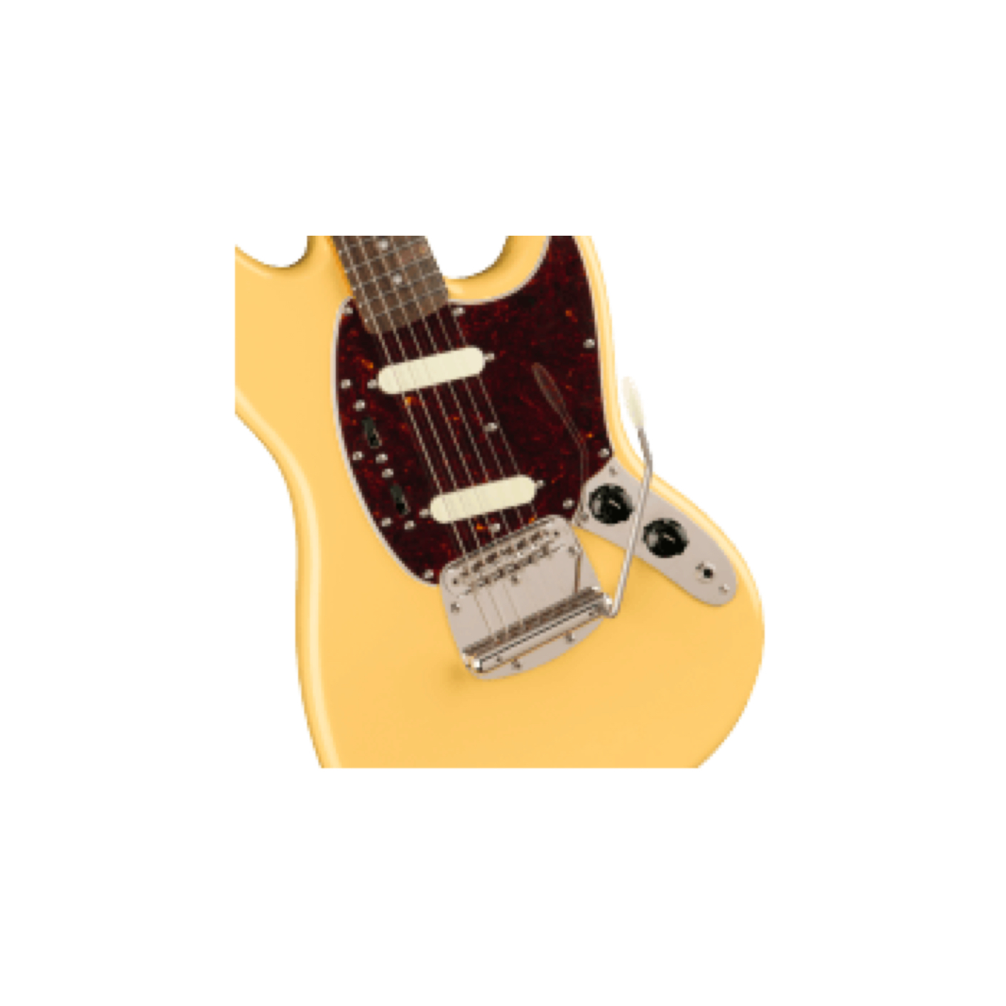 Squier Classic Vibe 60's Mustang Vintage White