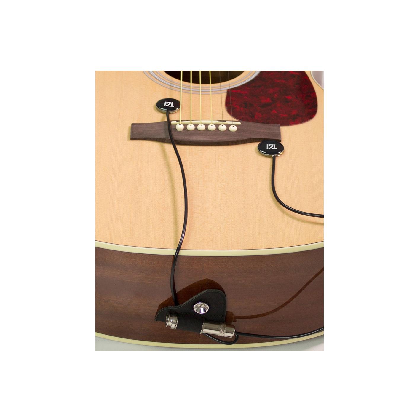 TGI TGAT2 Acoustic Twin Pickup