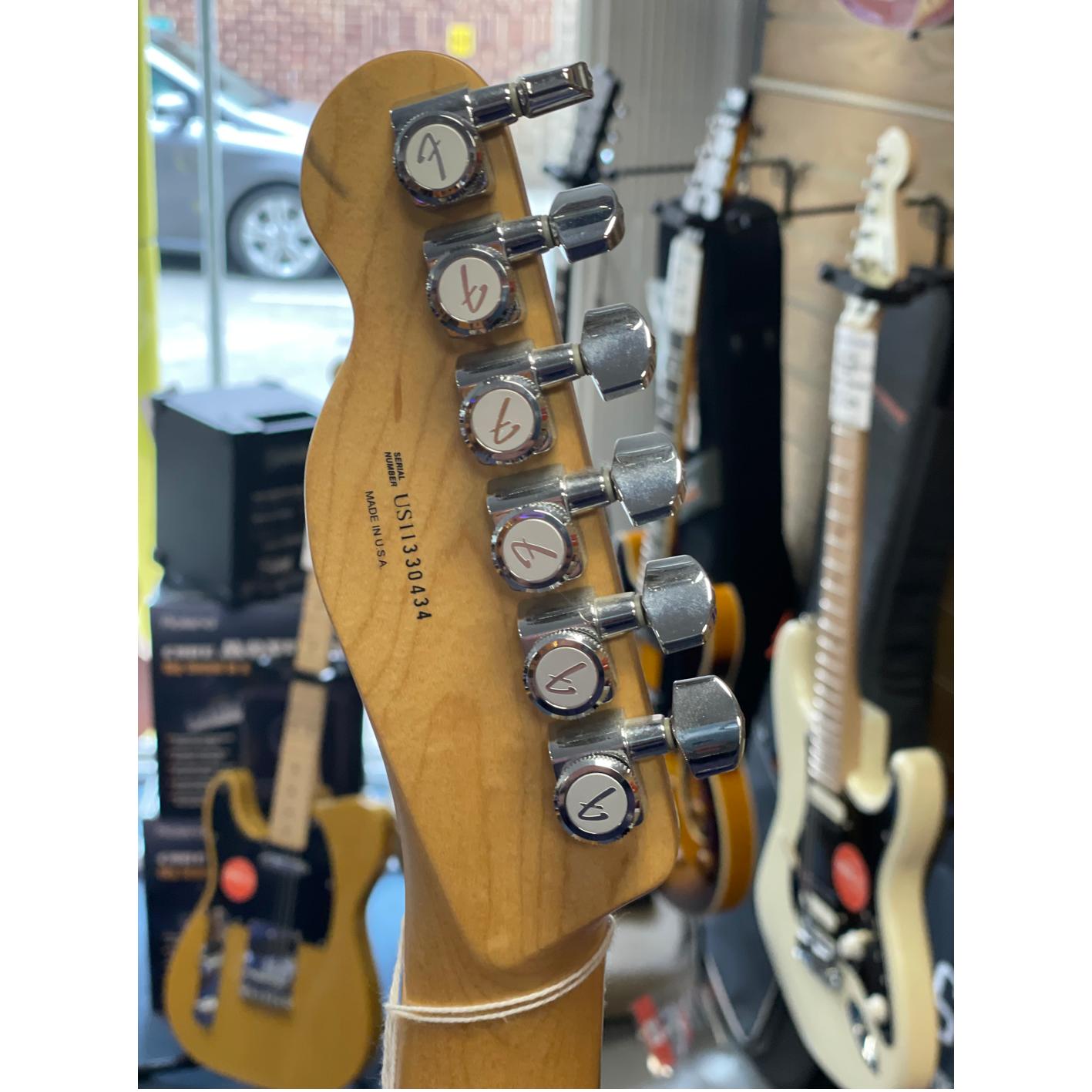 Fender American Deluxe Telecaster 2011 Cherry Sunburst (Second Hand)