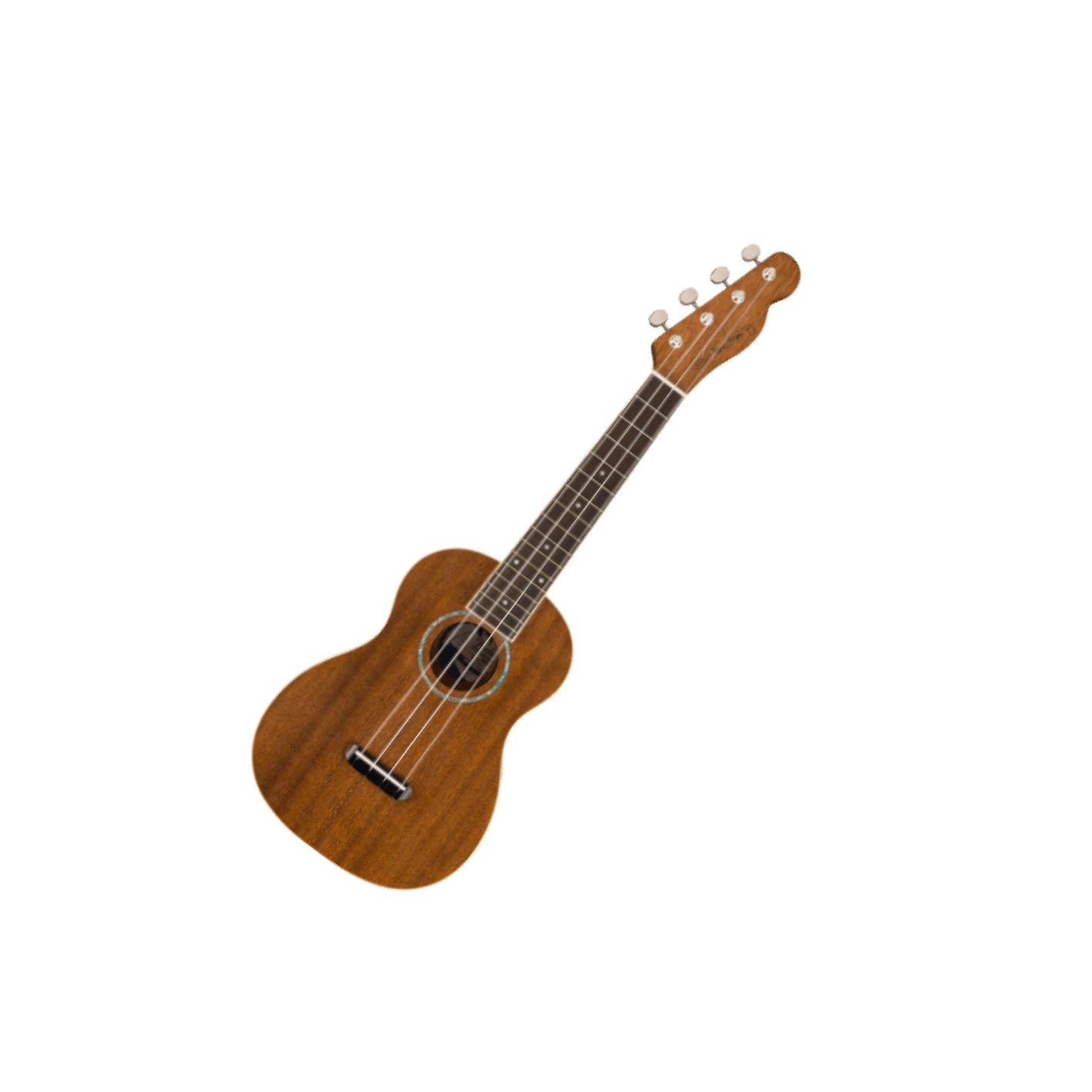 Fender Zuma Concert Ukulele Natural