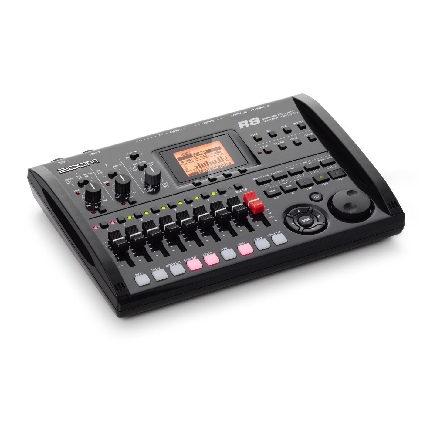 Zoom R8 8-Track Recorder