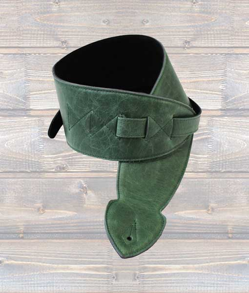 """Leathergraft 4"""" Softy Bass Strap (Various Colours)"""