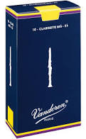 Vandoren Traditional Eb Clarinet Reeds