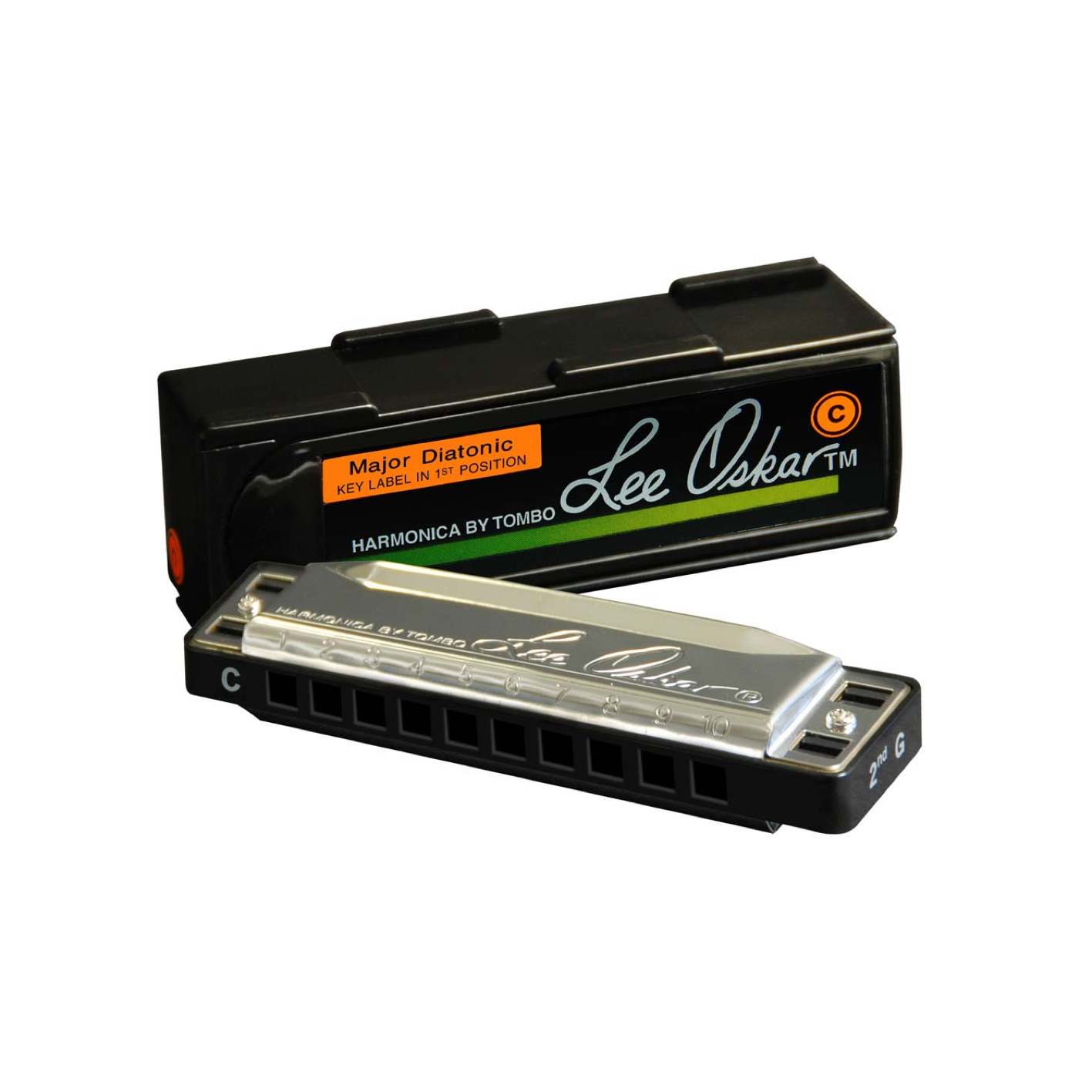 LEE OSKAR HARMONICA (VARIOUS KEYS)