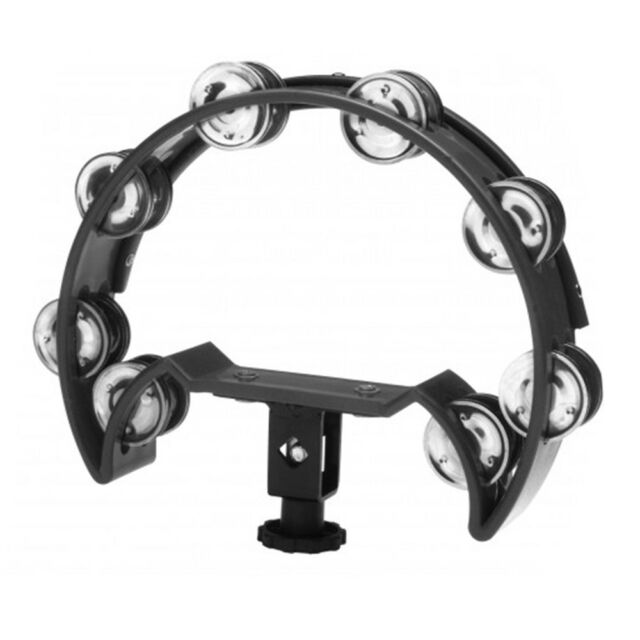 Stagg TAB-D BK Mounted Tambourine Black