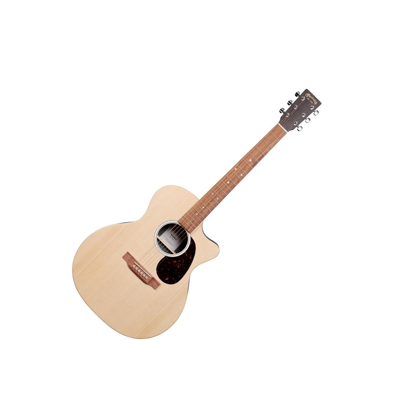 Martin GPCX2E Electro Acoustic Guitar w/ Deluxe Gig Bag