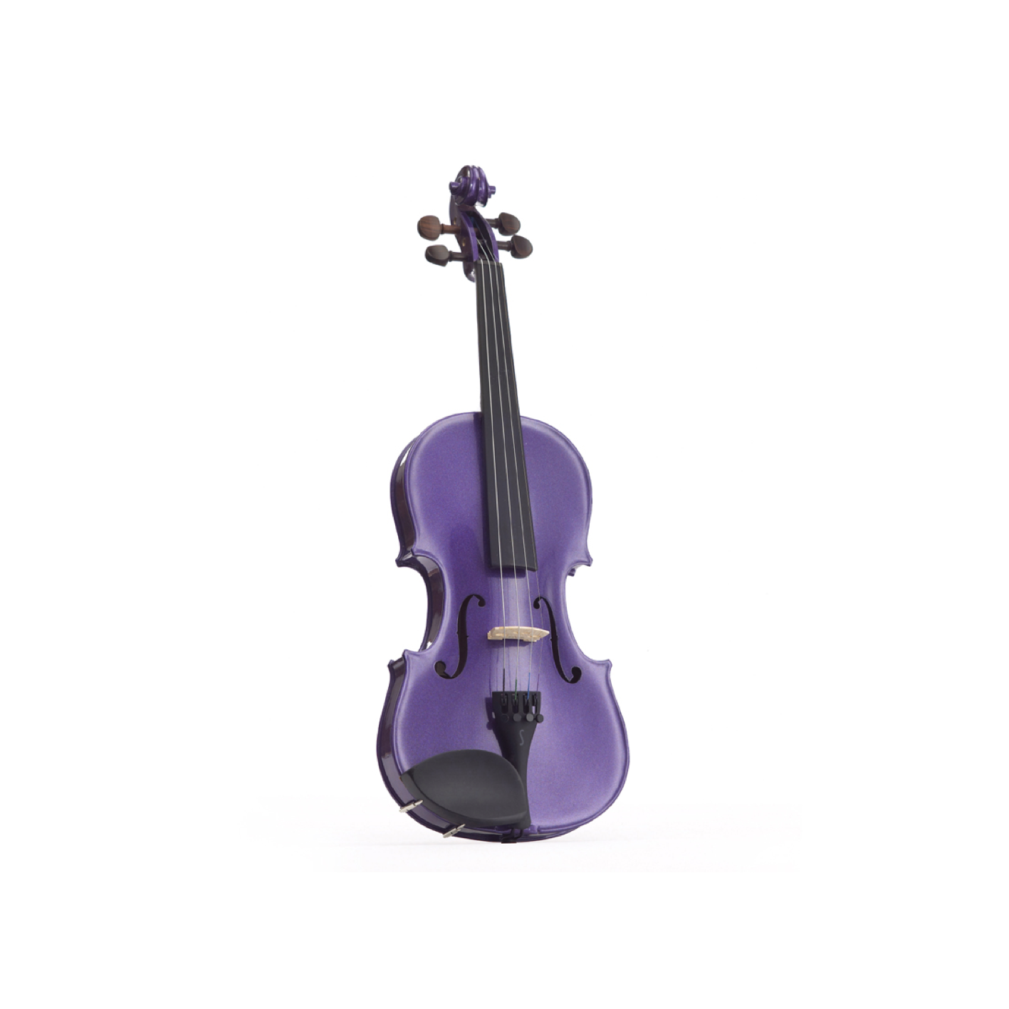 Stentor Harlequin 1401 3/4 Violin Purple