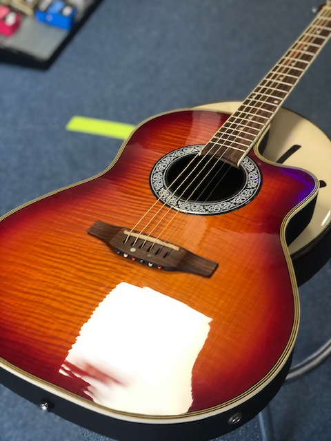 Ashland by Crafter Electro Acoustic (SECOND HAND) AFC-200/CS Cherry SunBurst
