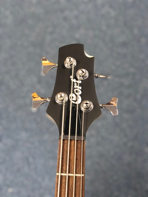 Cort Action HH4 Bass Black
