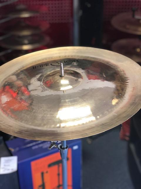 """Impression 18"""" rock china cymbal"""