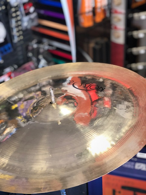 "Impression 18"" rock china cymbal"
