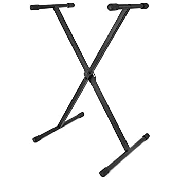 TGI TGKS1 Single Braced Keyboard Stand