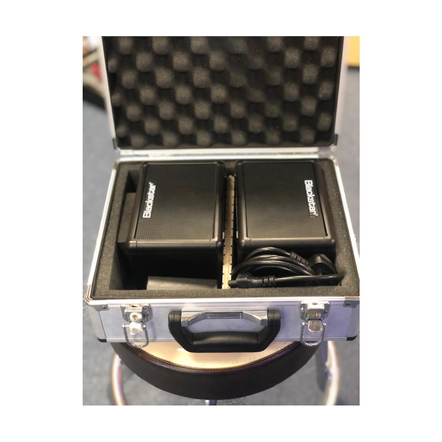 Blackstar Fly3 Stereo Pack w/ Custom Hard Case (Second Hand)