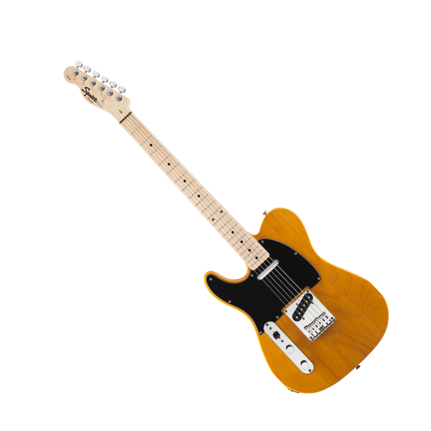 Squier Affinity Tele Left Hand Butterscotch Blonde