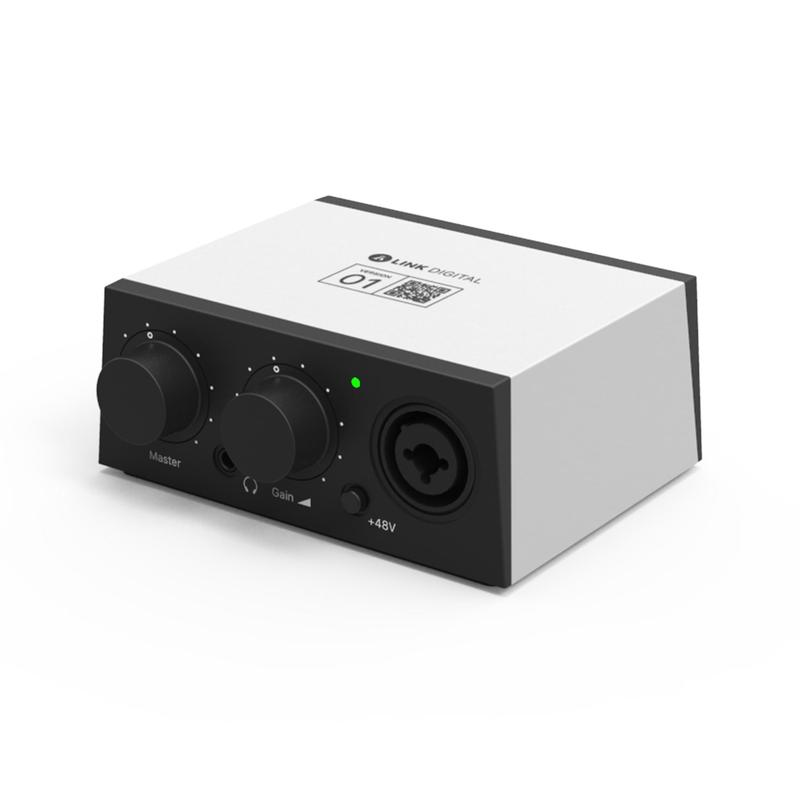 Band Lab Link Digital Audio Interface