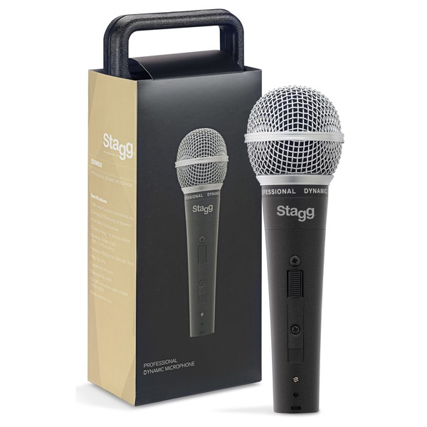 Stagg SDM-50 Dynamic Microphone