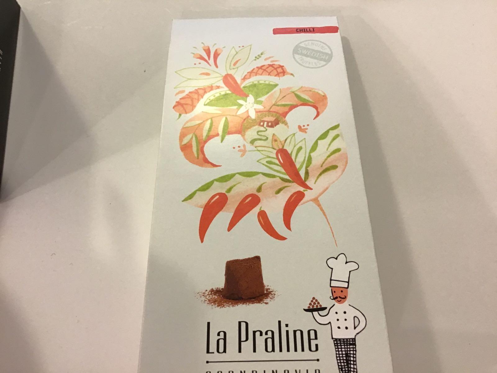 LA PRALINE chili