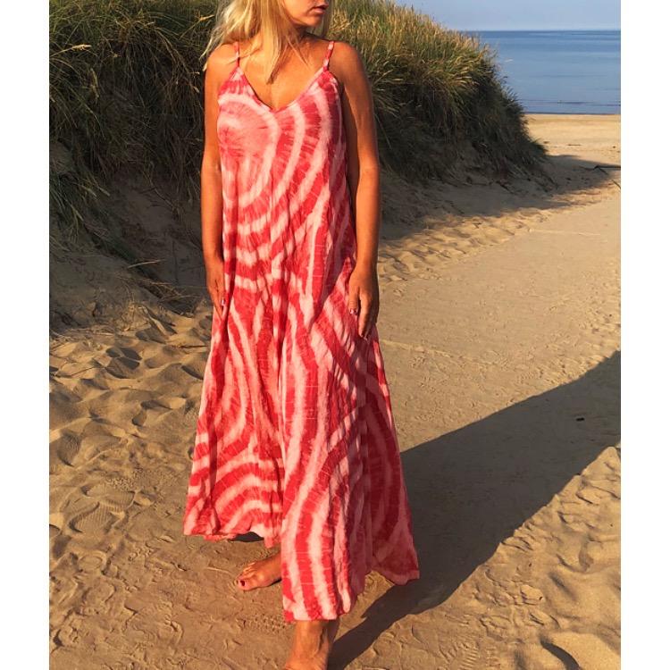 Stajl - Strap Dress Batik