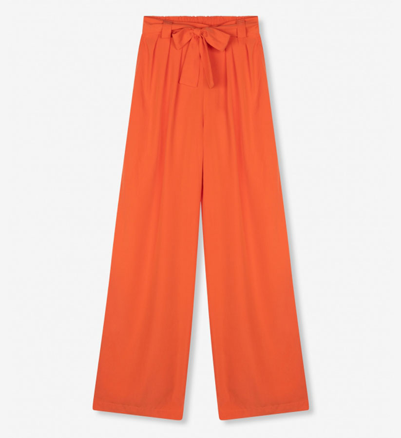 ALIX The Label - Modal Wide Leg Pants