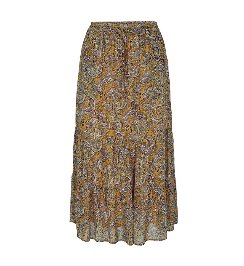 Co´couture - Rive Gipsy Skirt Mustard