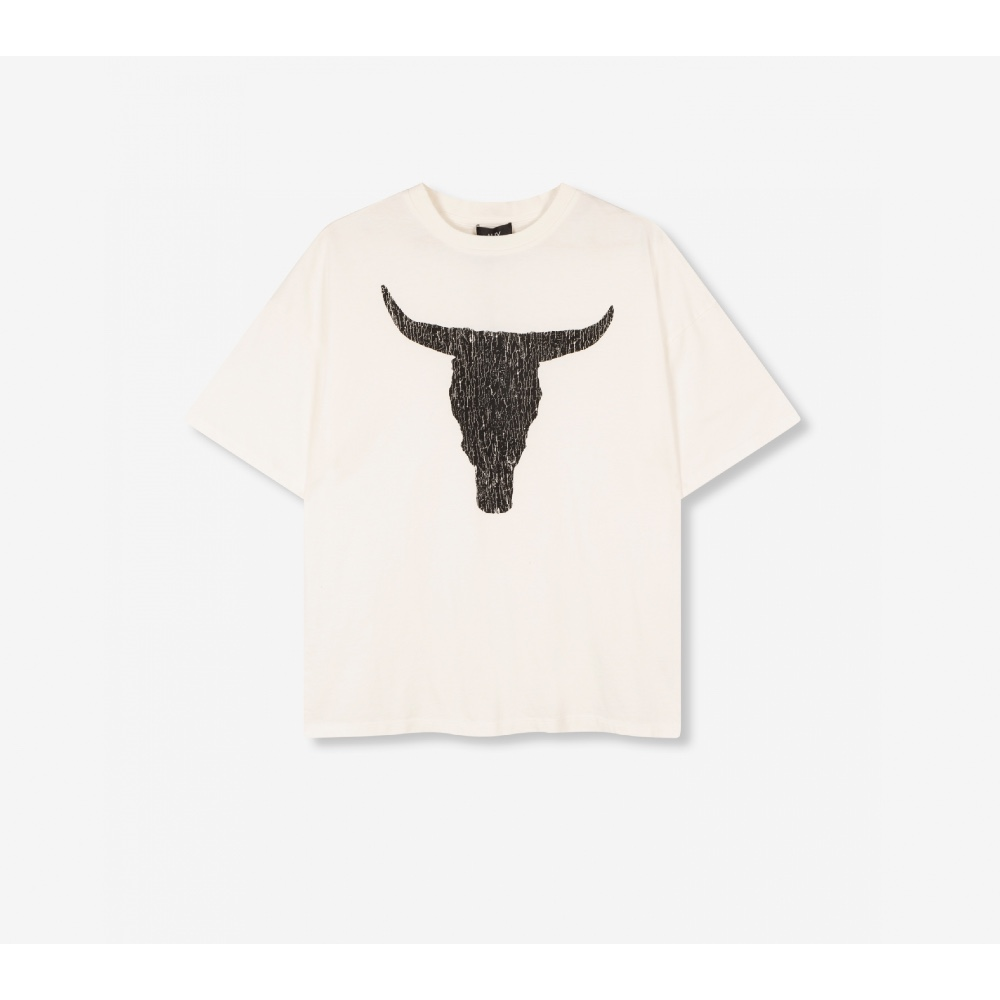 ALIX the Label - Boxy Bull T-shirt