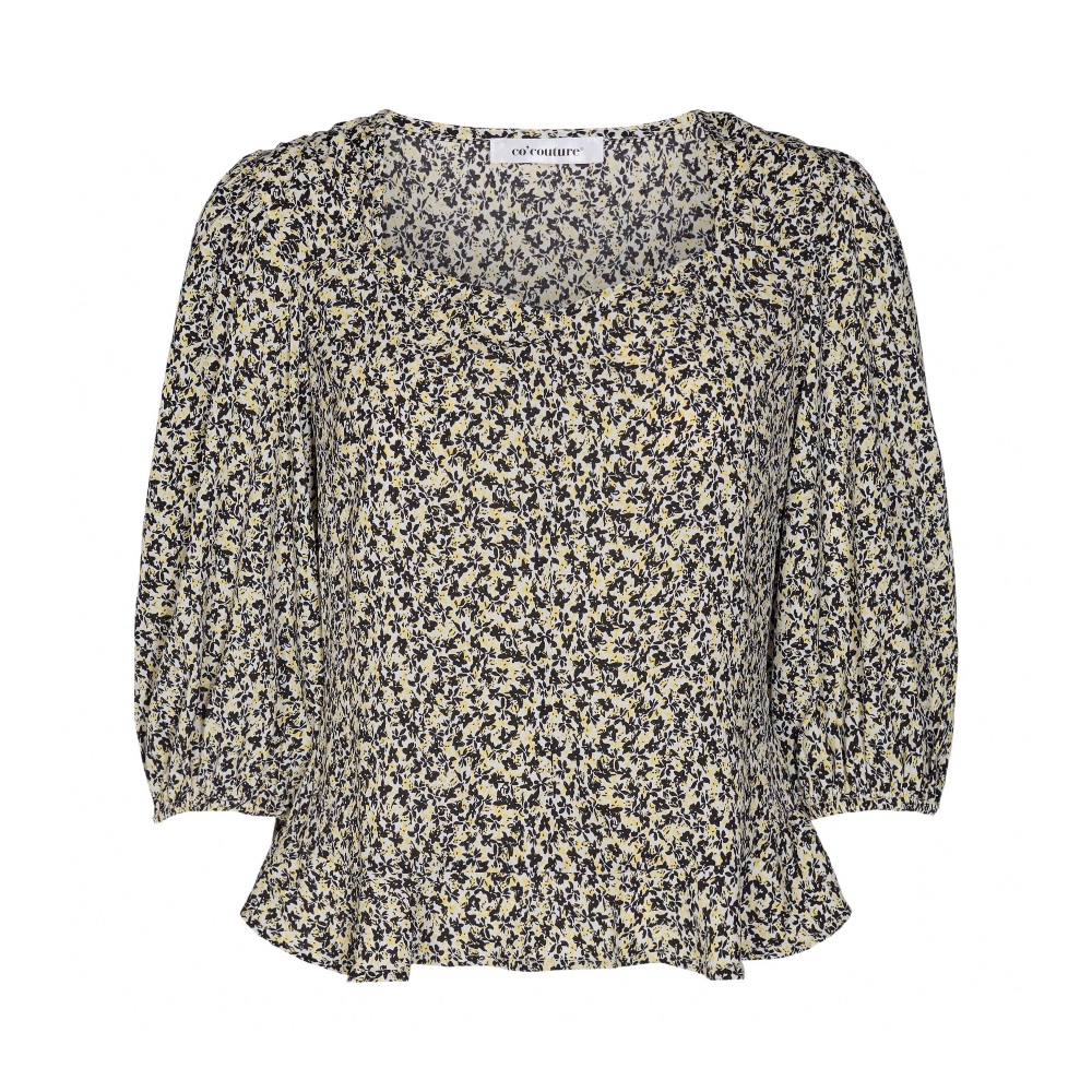 Co´couture - Shadow Flower Blouse