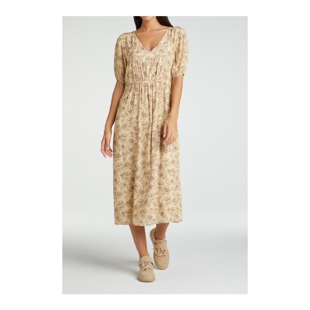 YAYA - Printed maxi dress