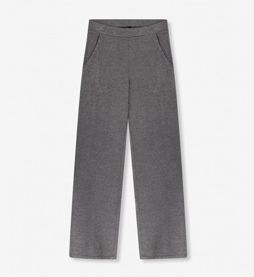 ALIX The Label - Herringbone Pants