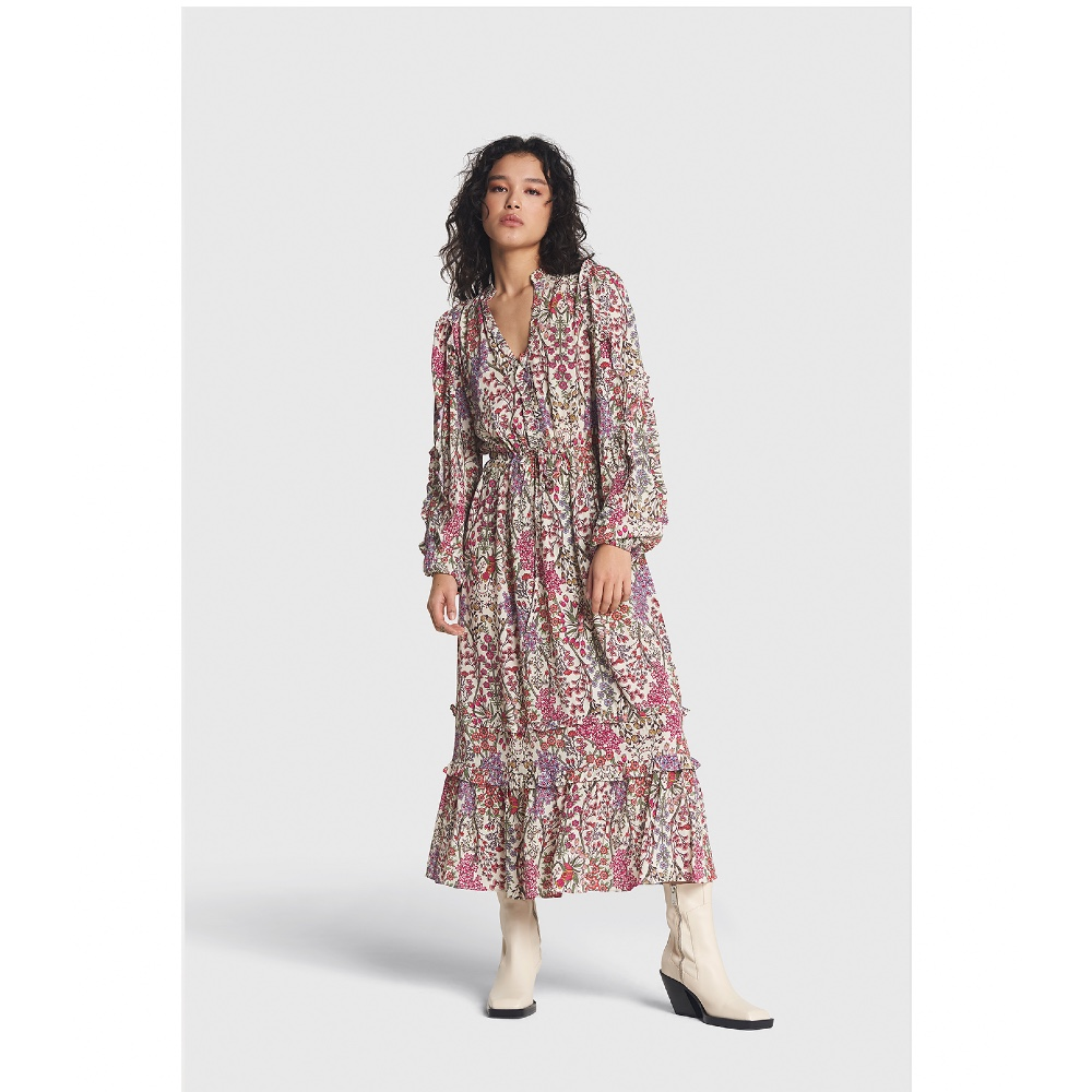 Alix the Label - Floral Maxi dress