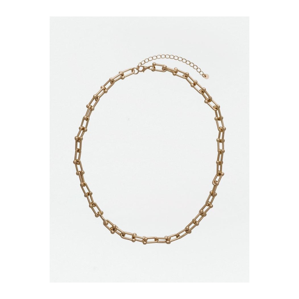 Bow 19 - Anna Small Necklace gold