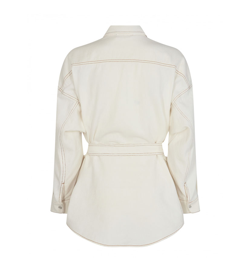 Co´couture - Maxine Shirt Off White