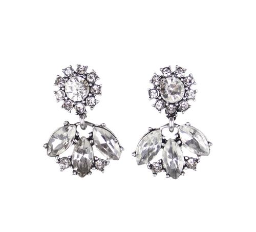Pipiol´s Bazaar - Patrice Ear Silver
