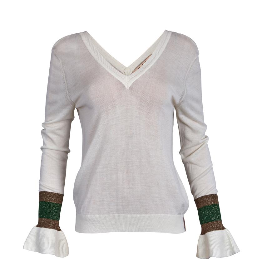Rue de Femme - Lea V neck knit