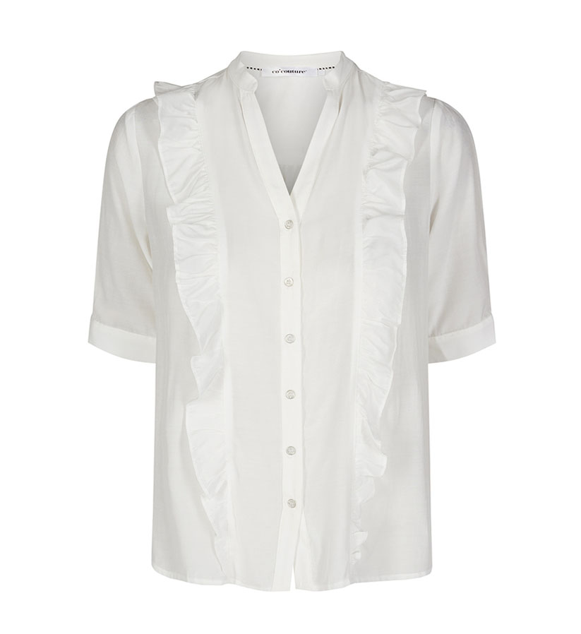 Co´couture - Essential Frill Shirt