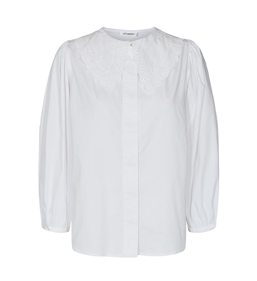 Co´couture - Hera Shirt White