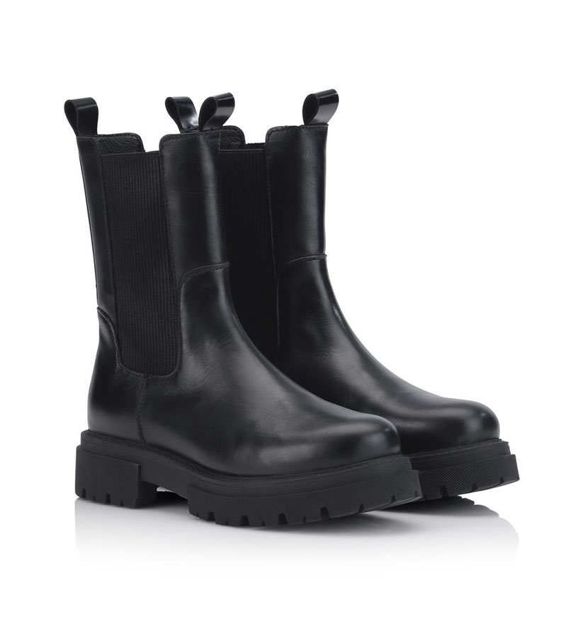 Shoe Biz Copenhagen - Prima Boot Black
