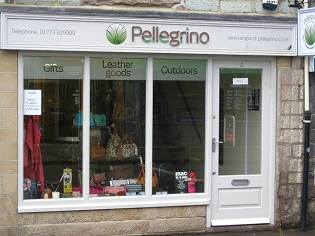 England Pellegrino