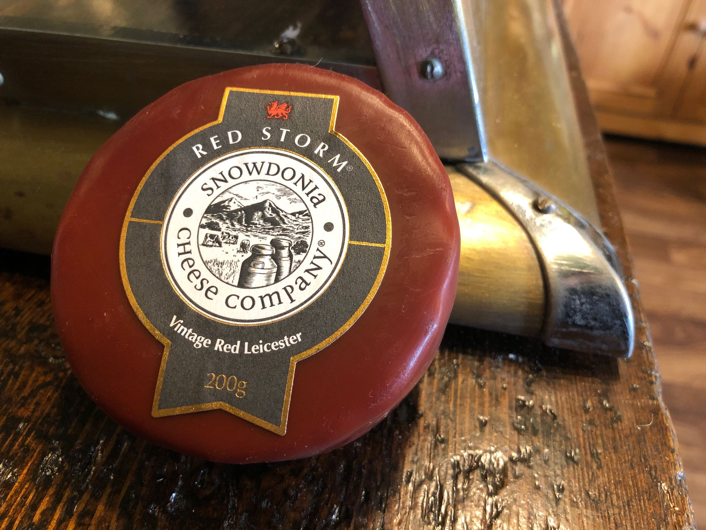 Snowdonia Cheese Co. Red Storm 200g