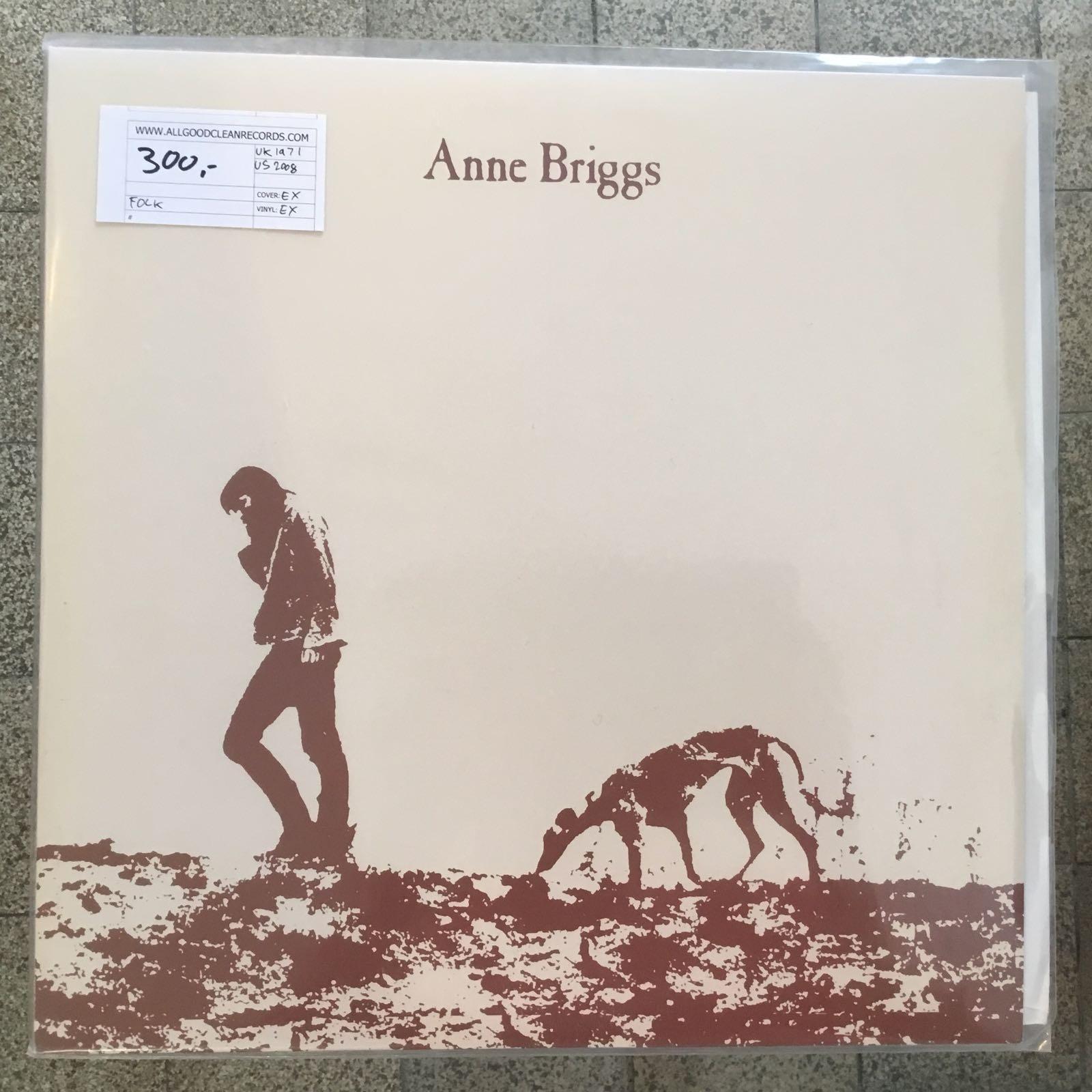 Anne Briggs – Anne Briggs [LP] (2. hand)
