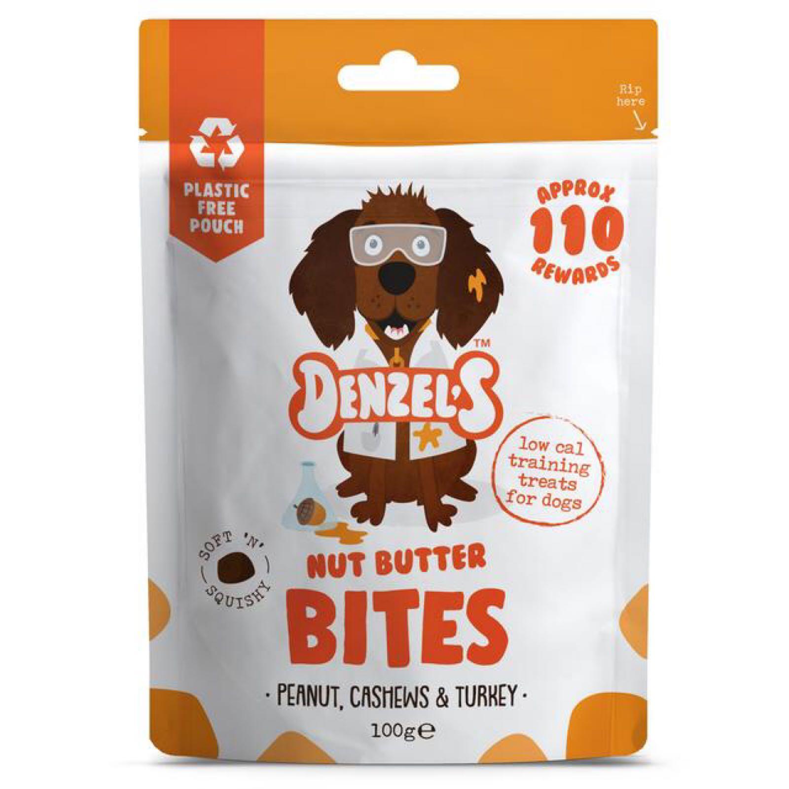 Denzels Nut Butter Bites