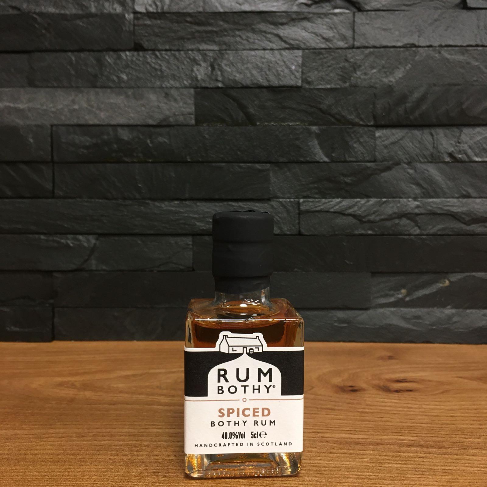 Rum Bothy Spiced Rum 5cl