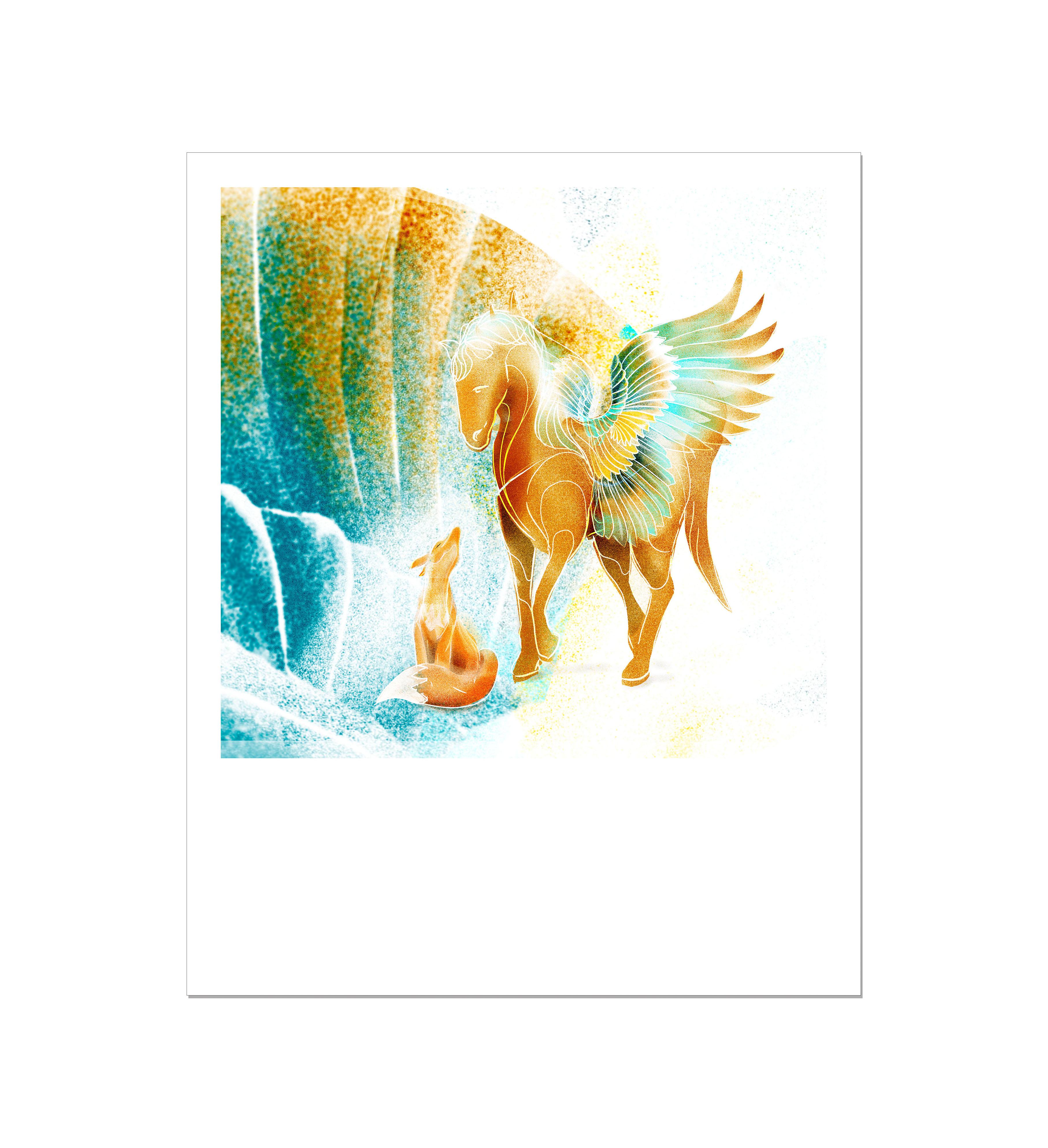 Horse and Fox PO